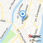 Инспекция по делам несовершеннолетних на карте Астрахани