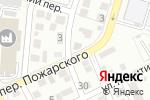 Схема проезда до компании Центр технического обслуживания холодильного оборудования в Астрахани