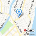 Центр технического обслуживания холодильного оборудования на карте Астрахани