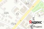 Схема проезда до компании Амелия в Астрахани