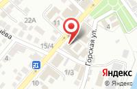Схема проезда до компании Эллинг в Астрахани