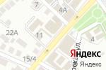 Схема проезда до компании Диана в Астрахани