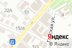 Схема проезда до компании Рубль Бум в Астрахани