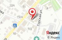 Схема проезда до компании АВАНГАРД-ТКФ в Астрахани