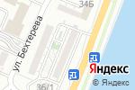 Схема проезда до компании Компания по организации и оформлению праздников в Астрахани