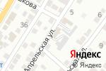 Схема проезда до компании Астраханская городская ветеринарная станция в Астрахани