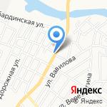 АксилиуМ на карте Астрахани