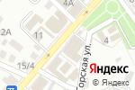 Схема проезда до компании Кристина в Астрахани