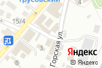 Схема проезда до компании Твоя футболка! в Астрахани