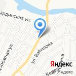 CORTO на карте Астрахани