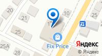 Компания Все для мебели на карте