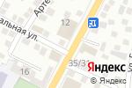 Схема проезда до компании CORTO в Астрахани