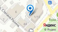 Компания Чайка на карте