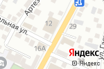 Схема проезда до компании ViPaVe в Астрахани