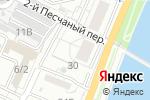 Схема проезда до компании Мецар в Астрахани
