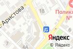 Схема проезда до компании АренА в Астрахани