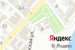 Схема проезда до компании Мир книги в Астрахани