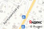 Схема проезда до компании Секрет-Сервис в Астрахани