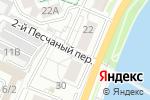 Схема проезда до компании ПРОМХОЛОД в Астрахани