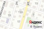Схема проезда до компании ВФД в Астрахани