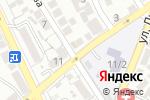 Схема проезда до компании Умка в Астрахани