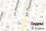 Схема проезда до компании ААРОН в Астрахани