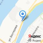 ХолодПромСтрой-Инжиниринг на карте Астрахани