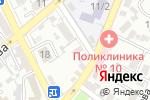 Схема проезда до компании Глобус в Астрахани