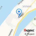 Искусство ковки на карте Астрахани