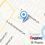 Рекламное агентство на карте Астрахани