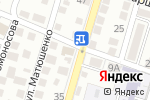Схема проезда до компании Арт-Микс в Астрахани