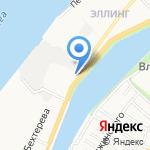 Сити Групп Девелопмент на карте Астрахани