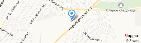 Бизнес Кар Каспий на карте Астрахани
