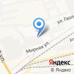 Астрводоканал на карте Астрахани
