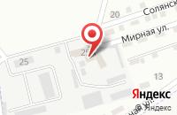 Схема проезда до компании Фундамент в Астрахани