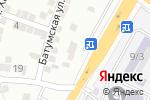 Схема проезда до компании Столовая в Астрахани