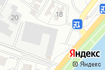 Схема проезда до компании Искусство ковки в Астрахани