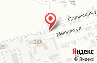 Схема проезда до компании Каспий Групп в Астрахани