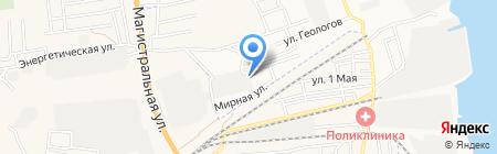 Автолаборатория на карте Астрахани