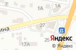 Схема проезда до компании Скиф в Астрахани
