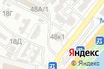 Схема проезда до компании Аудит-Сервис в Астрахани