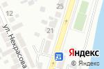 Схема проезда до компании Иван да Марья в Астрахани