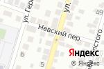 Схема проезда до компании Авточип в Астрахани