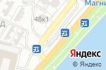 Схема проезда до компании Автохит в Астрахани