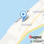 Чемпион на карте Астрахани