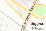 Схема проезда до компании Город дорог в Астрахани