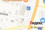 Схема проезда до компании LeRu в Пригородном