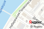 Схема проезда до компании Мелия 999 в Астрахани