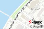 Схема проезда до компании Химцерн в Астрахани