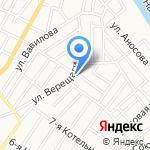 Pepsi на карте Астрахани